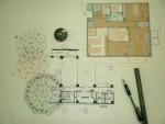 リビングの家具配置について
