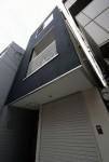 東京の狭小住宅の事例