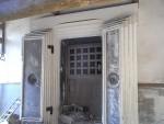 伝統工法としての土蔵壁、厚さは?