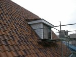 瓦屋根の補修