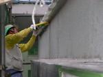 モルタル外壁は補修ありきで採用を