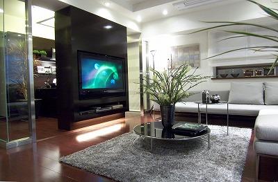 広さを活かした家具配置について