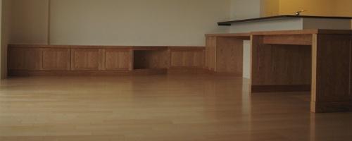 家具の配置について