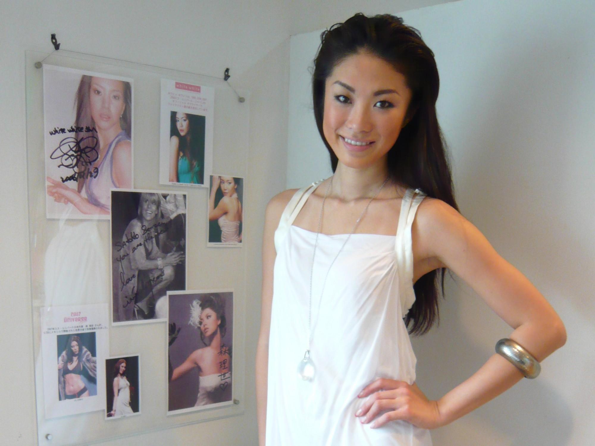 2010 ミス・ユニバース 日本代表 板井麻衣子さん