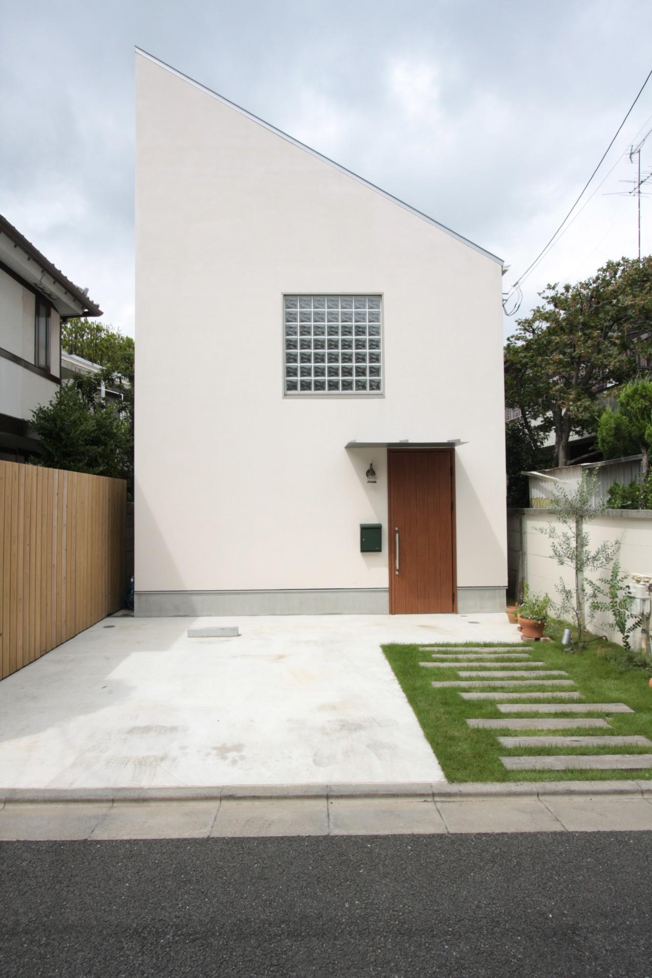 住宅の外観デザイン