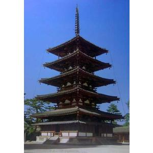 神社に五重塔があるのはなぜ? トラッドジャパン五重塔から