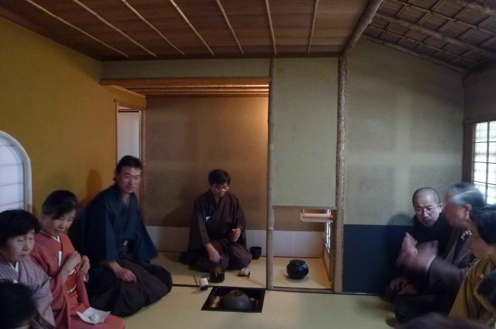 武家茶道 石州流の茶