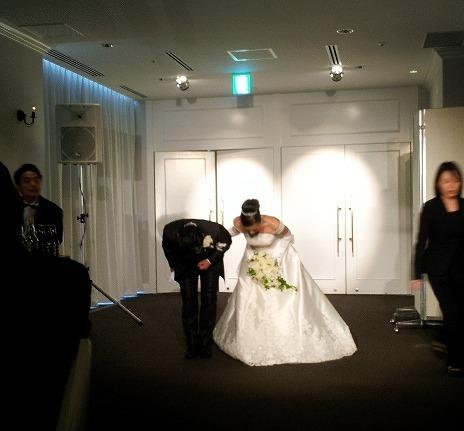 「お世話になっている方の結婚式」