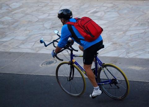 あなたの子供が自転車の乗っていて他人にケガをさせてしまったら
