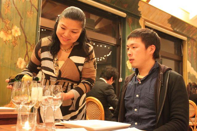 大人の時間、Cafe ippoのワイン会:Part2