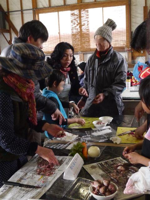 お魚をもっと食べよう!!魚育プロジェクト@鳥取・泊漁港