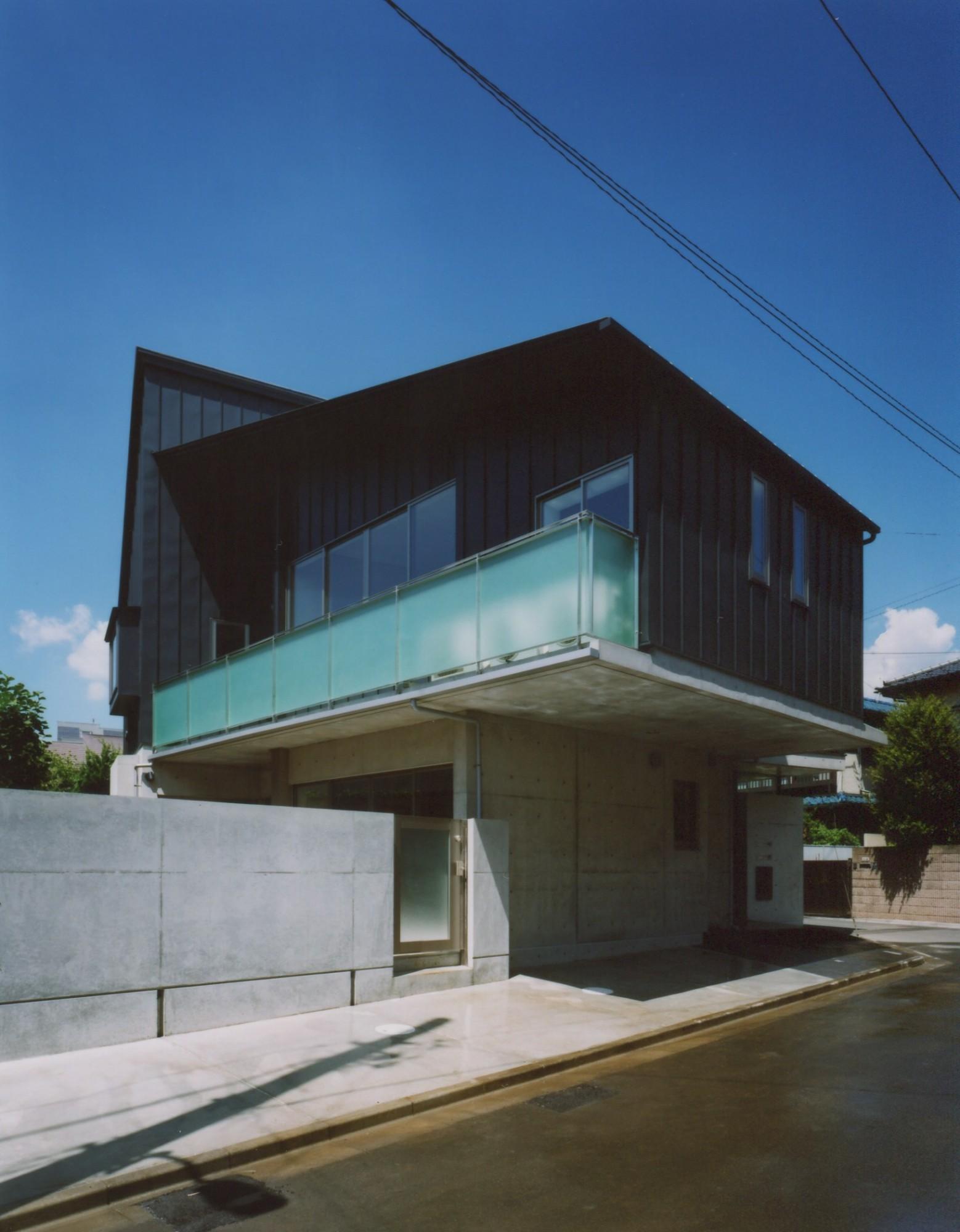 作品が完成しました:「末広の家」