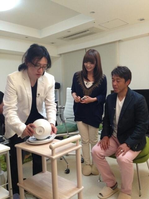 明日(4/19)23:10~放送!静岡朝日テレビ「スポーツパラダイス」!