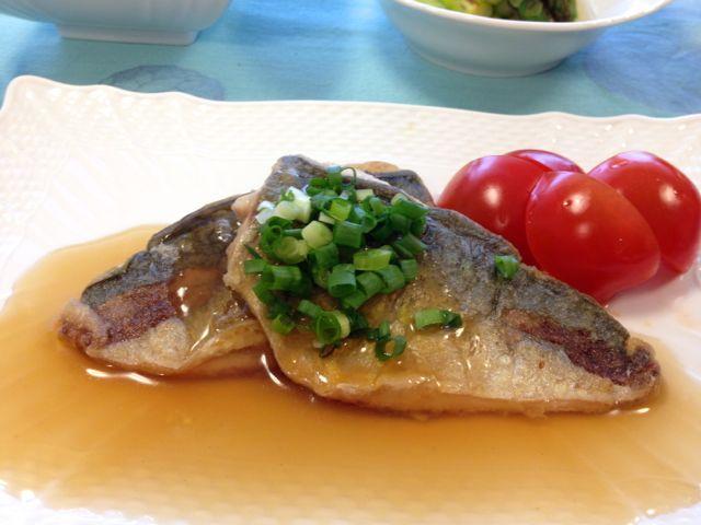 うれしいお声がいっぱい!大好評♩魚のおかずと野菜の副菜レッスンでした♩