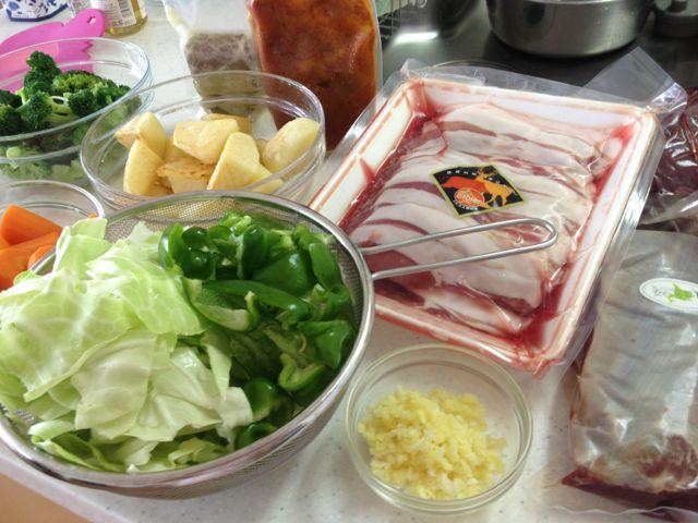9月27日発売!小学館「美味サライ」記事の料理を担当させていただきました♩