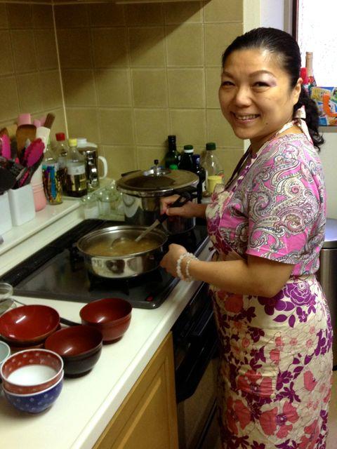100%天然素材家庭料理の朝会と自家製無添加パンチェッタレッスン開催しました☆