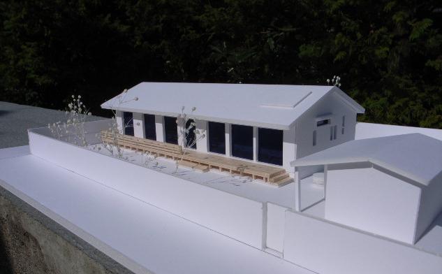 川越の平屋の家