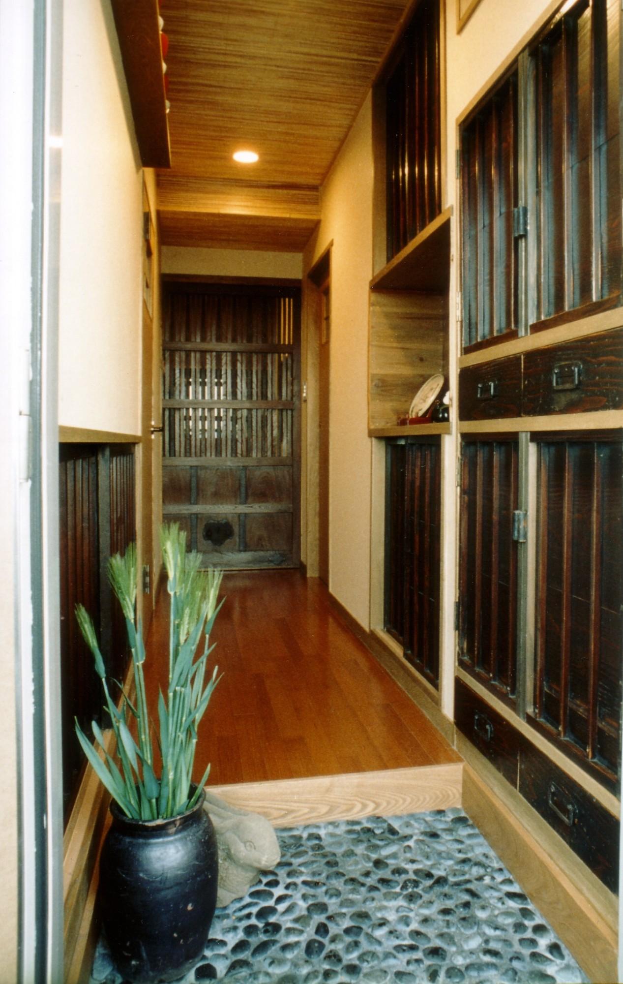 2DKマンションを木の家にリフォーム