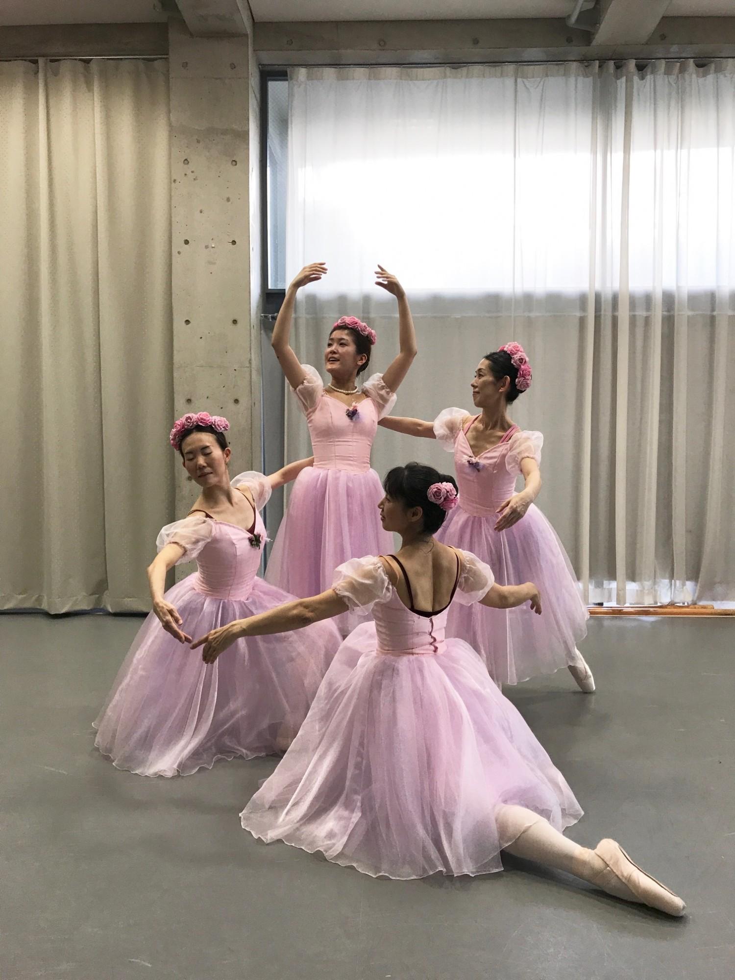 6月25日日曜日船橋市民文化ホール舞台本番、観に来てくださーい ミストラルバレエスタジオ
