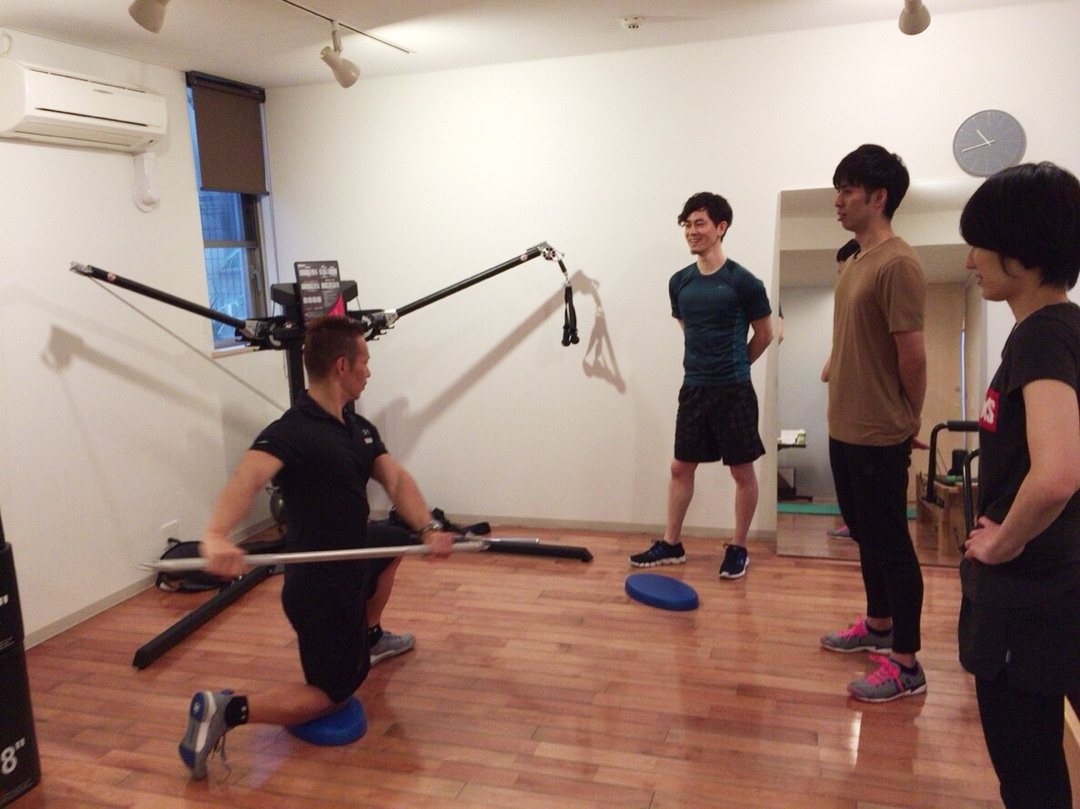 Functional Strength Training研修