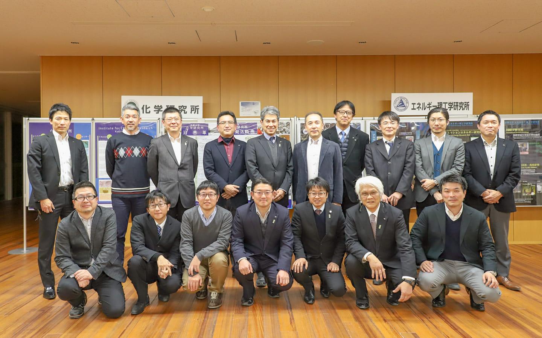 京都大学五十田教授の勉強会