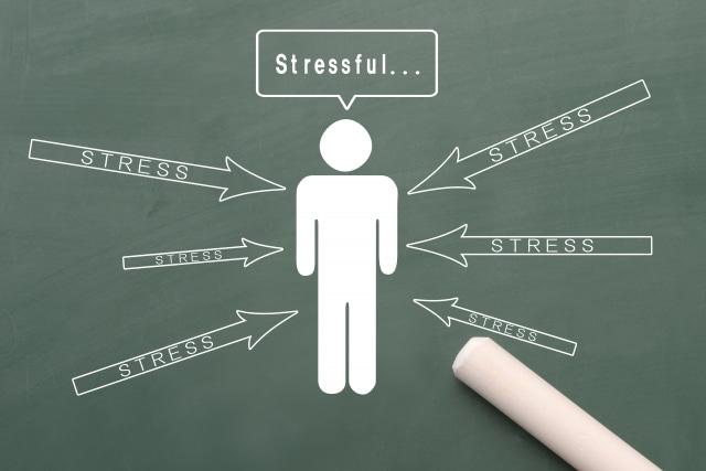 女性のストレスオフ県と、ストレス対策名言