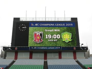 ACL1次リーグ突破!