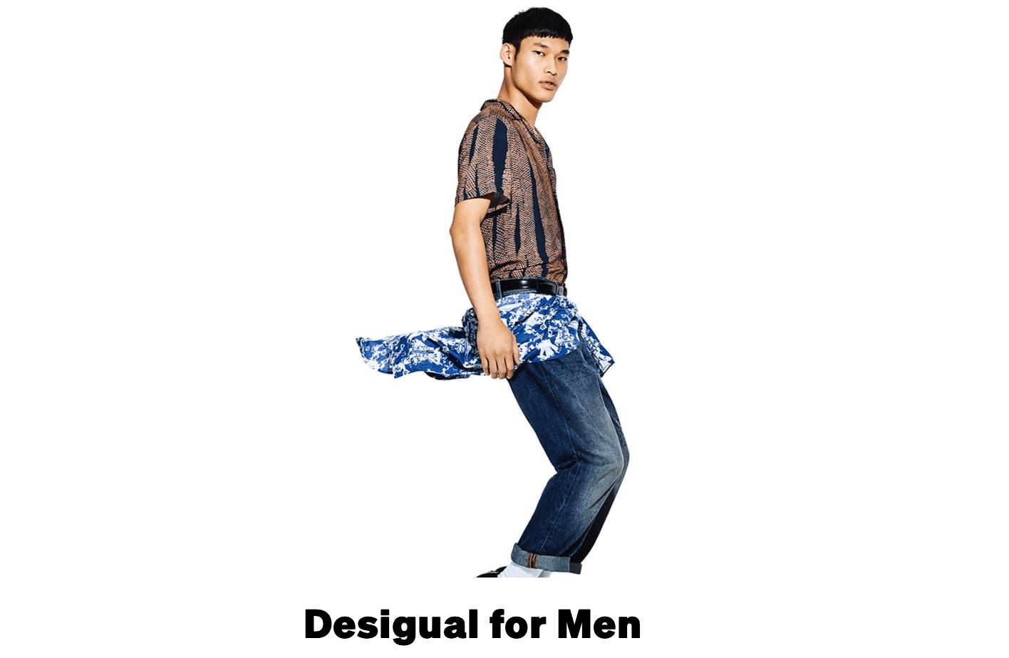 男性にも知っておいて頂きたいカジュアルブランド