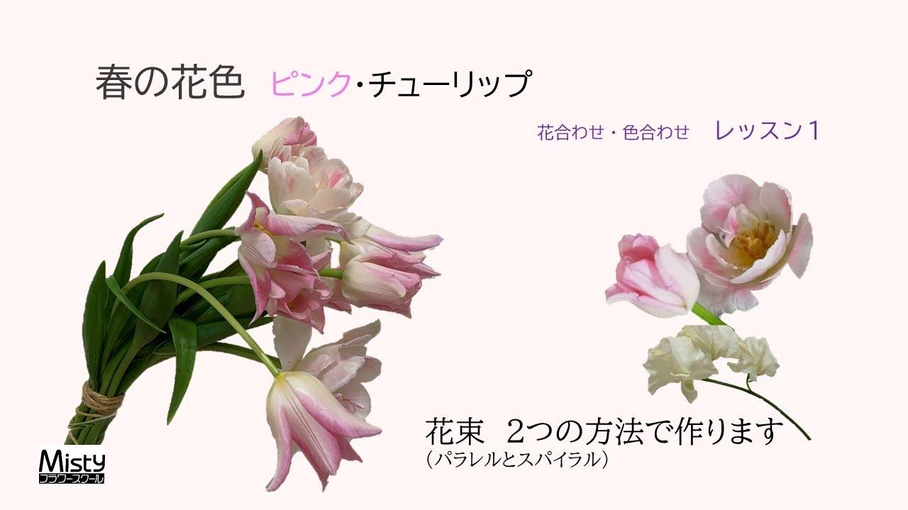 お花の動画ユーチューブにアップしました