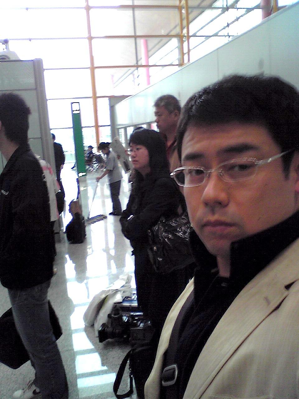 北京へ到着です。