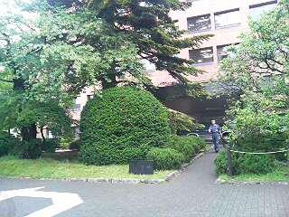 盛岡の裁判所