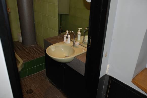 トイレの改修工事!