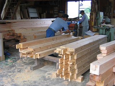 木の家の強さの秘訣