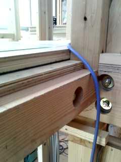 木造2階床の構造