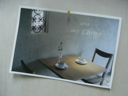 鎌倉カフェ「cafe Largo」OPENしました