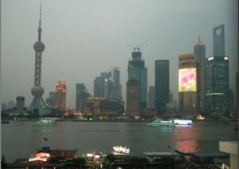 上海強行日程