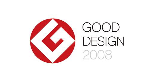 2008年度グッドデザイン賞を受賞しました