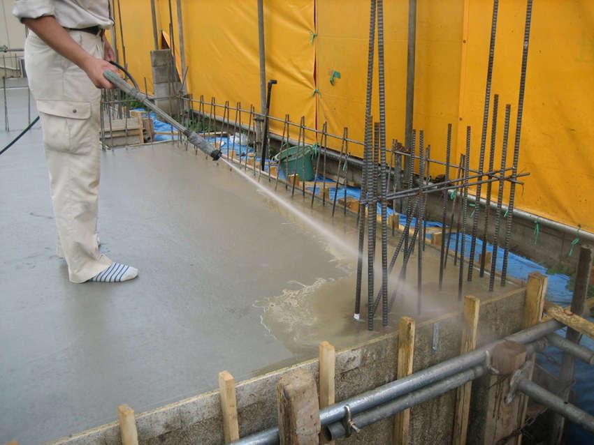 耐久性のあるコンクリートの作り方
