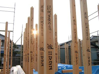富士市 パッシブソーラーそよ風搭載の家 上棟