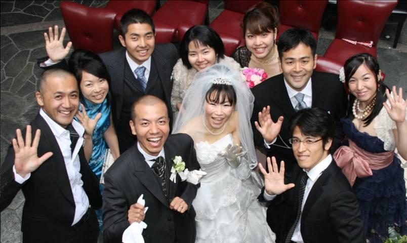 【素敵な結婚式になりました!ありがとう!】