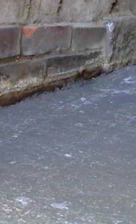 土間コンクリートの嵩上げ部材