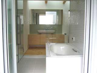 船橋市・Kさんの家 浴室