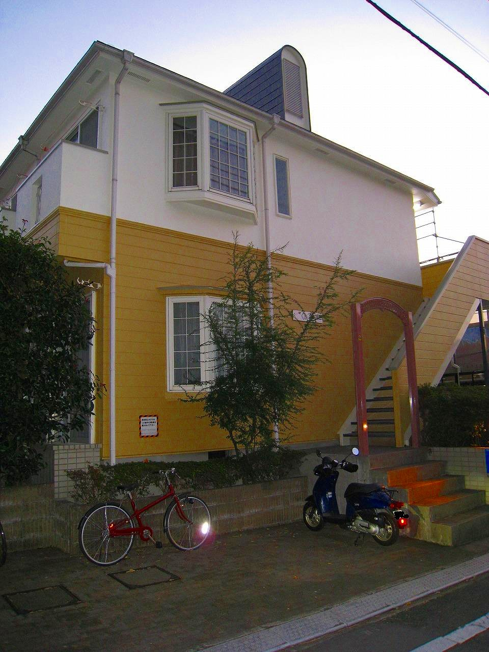 城南地区(目黒区)の投資用アパート