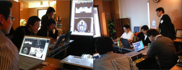 日曜日はKis-System(インプラント用ガイド)講習会