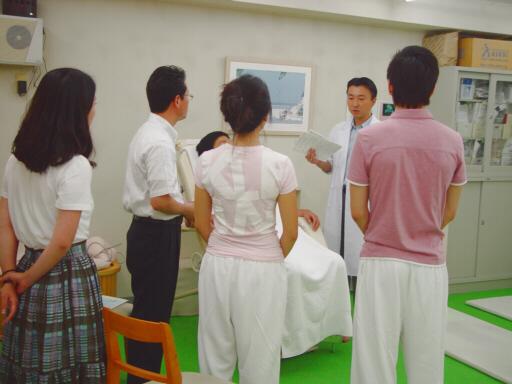 韓国東洋医学研究所からのアンチエイジング視察