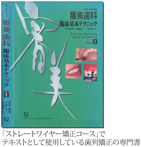 ストレートワイヤー矯正コース 2008年5月 講師:小谷田 仁