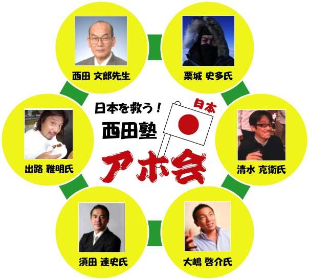 【セミナー情報】11/30(日) アホ大学 東京講座