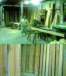 施工品質07:内装材のストック