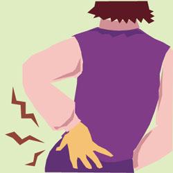 腰痛・肩こりは国民病!