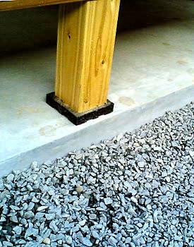 施工品質08:外部木部の足元